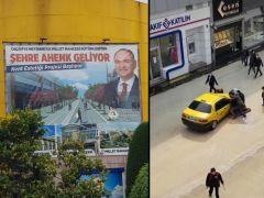 ŞEHRE AHENK GELDİ!