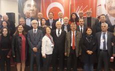 SON DAKİKA! CHP İL YÖNETİMİNDE İSTİFA DEPREMİ!